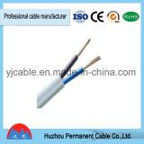 Câble électrique de conducteur de cuivre du constructeur BVV de câble