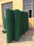 PVC покрыл сваренный крен ячеистой сети