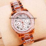 昇進のための昇進の女性の方法水晶ギフトの腕時計
