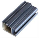 L'aluminium a expulsé extrusion de profil de porte de guichet en aluminium