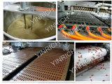 Gdq450A 세륨을%s 가진 사탕 기계 고무 같은 기계를 요리하는 지속적인 진공으로 갖춰지는 완전히 자동적인 젤리 빈 선