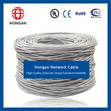кабель данным по 0.5mm 24AWG CCA UTP Cat5 с 4 парами