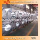 Dx51d, soldado, SGCC, ASTM653 quente/laminou quente ondulado do material de construção da folha de metal da telhadura mergulhado bobina de aço galvanizada/Galvalume