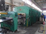 Chaîne de production de courroie en caoutchouc/bande de conveyeur faisant des machines