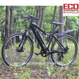 Bicicleta elétrica de MTB com bateria de lítio