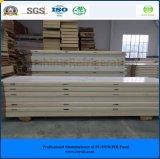 Панель холодильных установок холодной комнаты PU самого лучшего качества самая дешевая 200mm SGS ISO