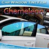 99% Uvioresistant Carro Camaleão decorativa película da janela de vinil
