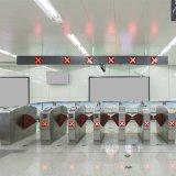 Multi identificações que retraem o controle de acesso ótico da barreira do bilhete da asa