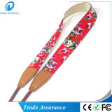 Fast Shipping New Fashion Flower Tela Digital Camera Shoulder Rope Strap