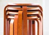كرسيّ مختبر صلبة خشبيّة كرسيّ مختبر مستديرة ([م-إكس2102])