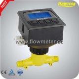 Débitmètre de turbine de débitmètre de roue de palette (KF510)