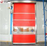 Гибкий PVC автоматический очищает вверх дверь штарки ролика