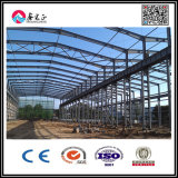 Entrepôt de structure en acier avec anti-sismique anti-incendie