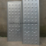 Plancia d'acciaio dell'impalcatura galvanizzata costruzione (passerella)