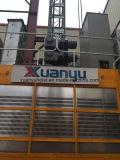 2 톤 주파수 변환장치 물자와 전송자 건축 건물 호이스트