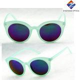 Frame redondo de vinda novo Eyewear da forma, Ce FDA dos óculos de sol
