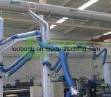 Bras flexible de vapeur de l'extraction Livre-Jyb pour le système de dépoussiérage
