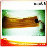 74*56*mm 12V 3W 유연한 전기 Polyimide 악대 히이터