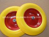 PU вспенивания резиновые размер колес с разделами 400-8, 16*с разделами 400-8 давление в шинах колес