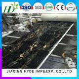 Panneau de plafond en PVC à estampage à chaud Panneau de plafond Matériau imperméable à l'eau