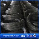 黒いワイヤー黒によってアニールされるワイヤー黒の鉄ワイヤー