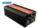 Suoer Инвертор 2500W с зарядным устройством солнечный инвертор постоянного тока 24В переменного тока 220В (HDA-2500C)