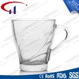 240ml 최고 인기 상품 공간 유리제 물 컵 (CHM8056)