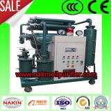 Filtragem negociável do petróleo do transformador do vácuo, máquina da purificação de petróleo