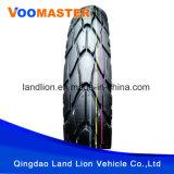 Garantie-Vorderseite-Motorrad-Reifen 3.00-17, 3.00-18 der Qualitäts-30000kms