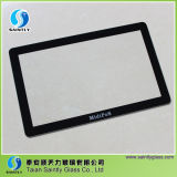 2017 China 3mm Black Back Painted Float LCD Glass