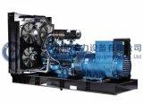 360kw, Cummins Engine Genset, 4-Stroke, silencieux, verrière, groupe électrogène diesel de Cummins, groupe électrogène diesel de Dongfeng. /Gf350V