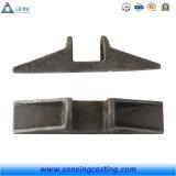 Pieza de acero fundido modificada para requisitos particulares precisión de carbón de la inversión con servicio del OEM