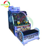 作動する遊園地の硬貨は子供のための射撃の球の電子ゲーム機械をからかう