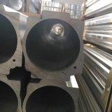 Molino tubular de aluminio acabado para sistema de riego agrícola de hortalizas de invernadero y tierras de labrantío