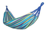 Easy-Carry 100% Cotton Double Camp Hammock