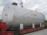 수평한 기름 (가스) - 발사된 Themal 기름 로 (YY (W) Q)