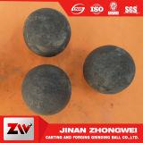 15mm a 120mm de alto cromo pulido Bola de acero fundido