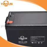 태양 전지판 시스템을%s 12V250ah 납축 전지 태양 전지