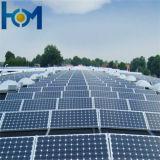 glace enduite d'utilisation de panneau solaire de 3.2mm avec la transmittance élevée