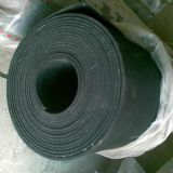 3mm Fabric Impressed Industrial SBR Rubber Flooring Mat