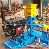 Machine de fabrication de boulette d'alimentation de crabot