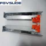 Accessoires pour meubles Soft Close Cirage caché Rails à glissière