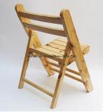 Silla plegable de madera sólida para la Infancia (M-X3053)