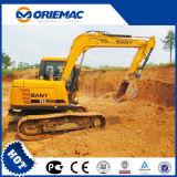 Sany Sy75c escavatore del cingolo da 7.5 tonnellate da vendere