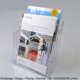 2-Tiered de AcrylHouder van de Brochure