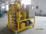 PLC 운영 자동적인 절연성 기름 여과 기계 (ZYD-50)