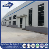 Qingdao prefabricó la estructura de edificio del metal del almacén de la estructura de acero
