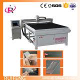 Kleine Arbeitsgröße CNC-automatische Glasschneiden-Maschinerie mit multi Köpfen RF800m