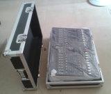 合板ラインアレイスピーカーの健全な装置16チャネルのミキサーの道の箱