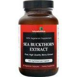 De Rijken van de Olie van het Uittreksel van de Bes van Seabuckthorn in Vitamine C
